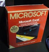 Excel 1.0 für Mac